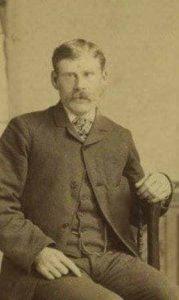 Antônio Cassiano Pereira da Silva, segundo prefeito de Belmonte.
