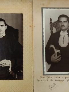 Filhos do Deputado Estadual José Gomes de Sá.