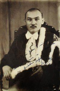 Luiz Wilson de Sá Ferraz.
