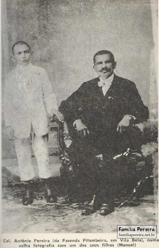 NTÔNIO ANDRELINO PEREIRA DA SILVA