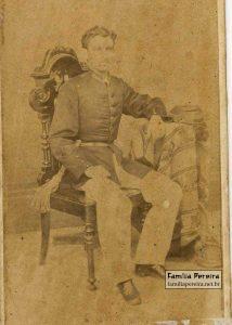 Coronel José Pereira de Aguiar da Fazenda Tamboril.